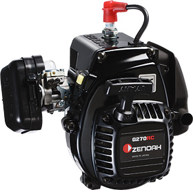 G270RC Petrol RC Engine - 2 Stroke, Innovative-RC
