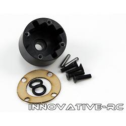 Thunder Tiger Differential Case MT4 G3 Black