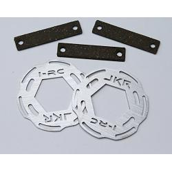 Baja Brake Kit - Full Set all Models
