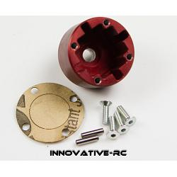 Thunder Tiger Differential Case MT4 G3 - Red