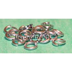M5 Spring Washer Zinc plated - bag 20