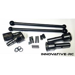 RACE CVD Shaft Set Front or Rear Losi 5IVE-T (2x) - B3216