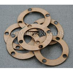 6x Differential Gaskets