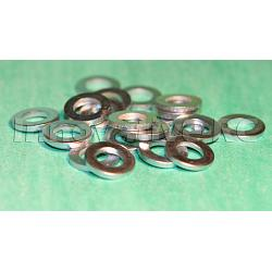 M6 washers - Zinc plated bag 20