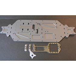 Innovative-RC Muggy Chassis set - Black or Clear annodized