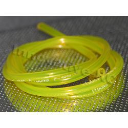 Tygon Petrol Fuel pipe 6.4ID - Tygon yellow - 1M long